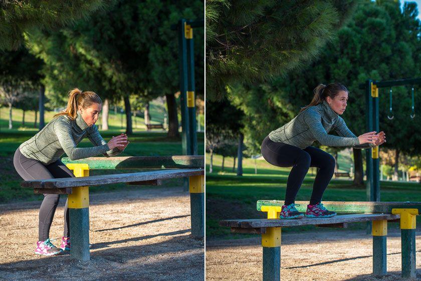 ¿Te apuntas al reto del squat goblet? | Entrenamiento Hard