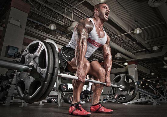 Fuerza máxima para ganar músculo