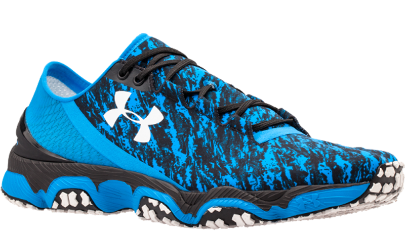 termómetro monte Vesubio Dislocación  Zapatillas de trail: Under Armour Speedform XC