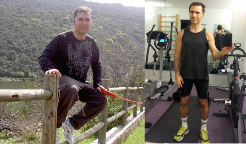 Club pérdida de peso 2015: Pablo Arcos Salvador