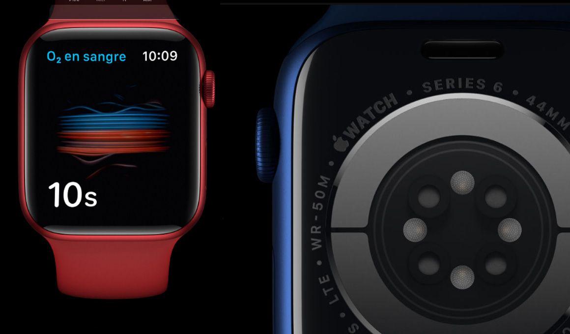 Llega el Apple Watch Series 6