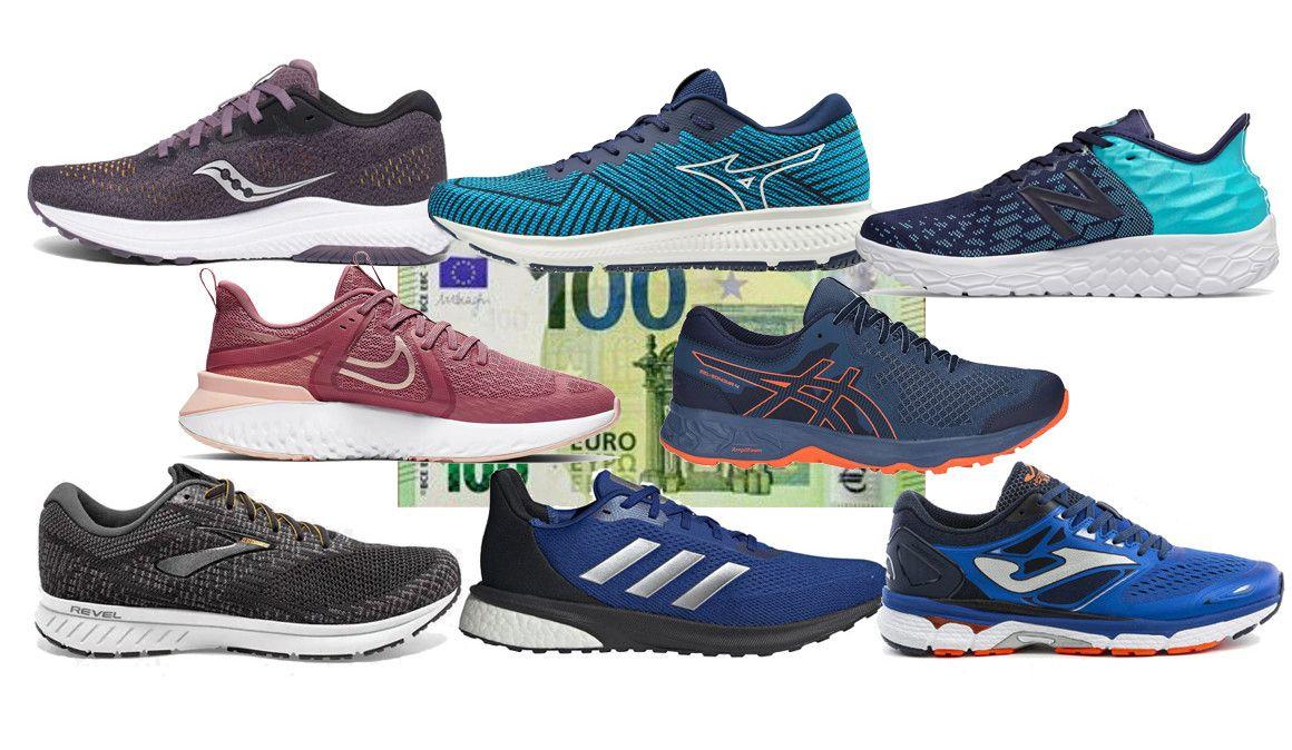juez Hola Para un día de viaje  Las mejores zapatillas de correr por menos de 100 euros