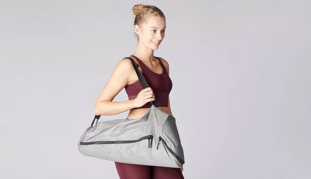 Bolsa de Yoga City de Decathlon