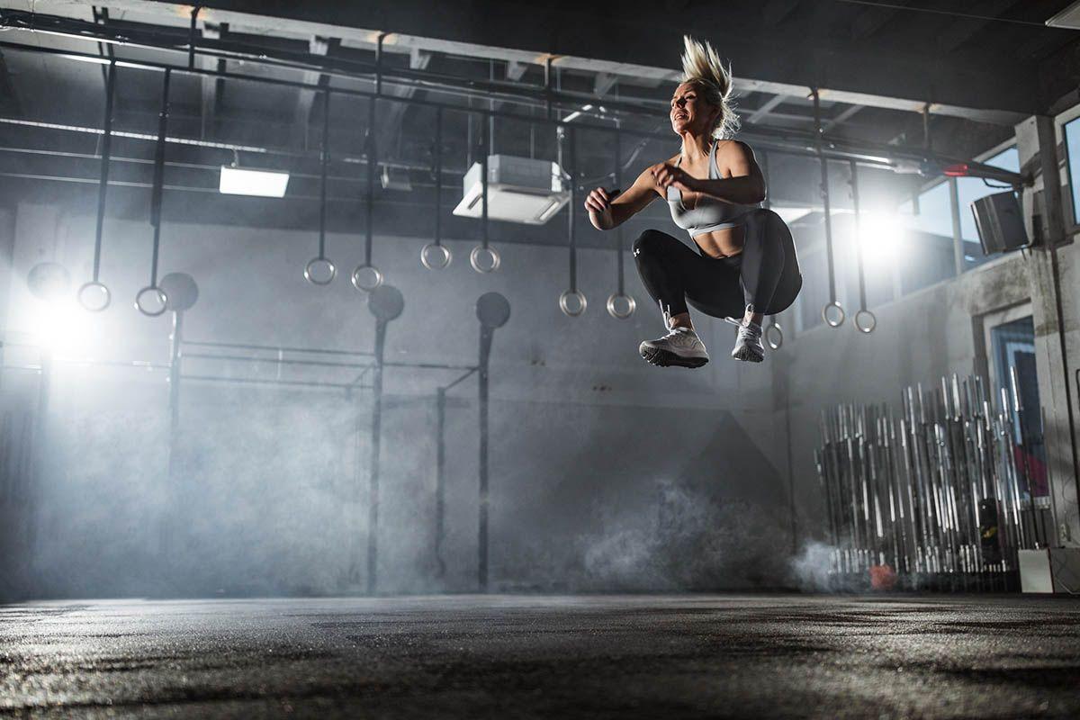 intensidad fitness salto iStock 1147308725