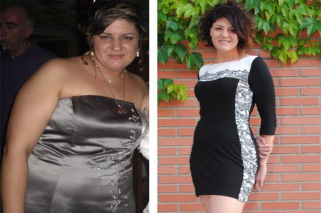 El antes y el después de Laura Román