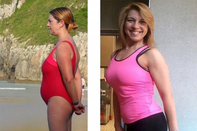 El antes y el después de Mª Paz Álvarez