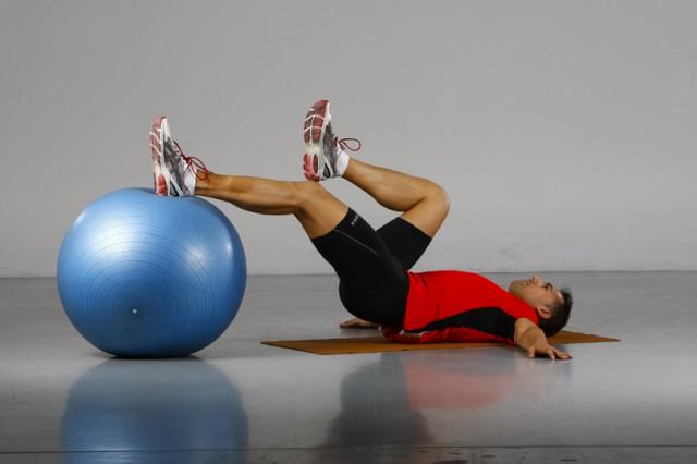 Fitness ball isquios