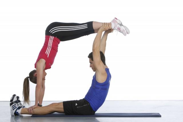 Formar cuadrado flexión cadera