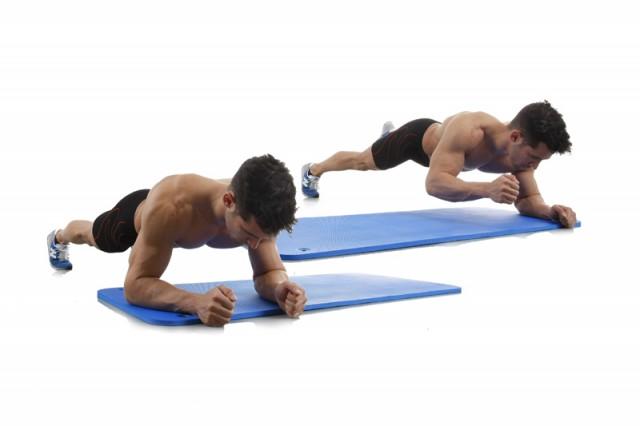 Core plancha prono entrena según profesión
