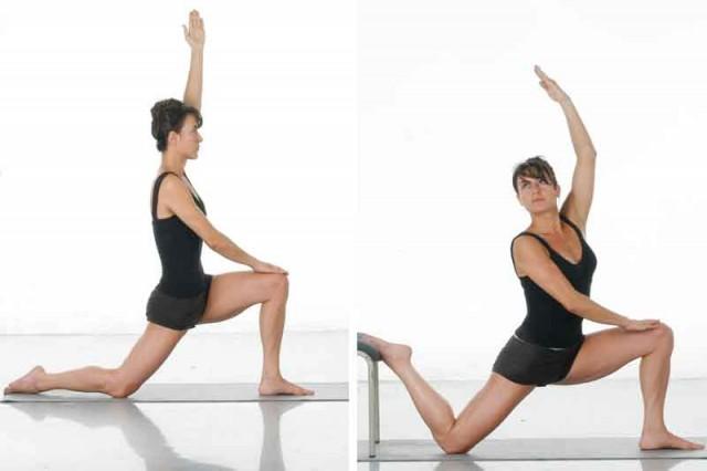 Estiramiento activo pared abdominal