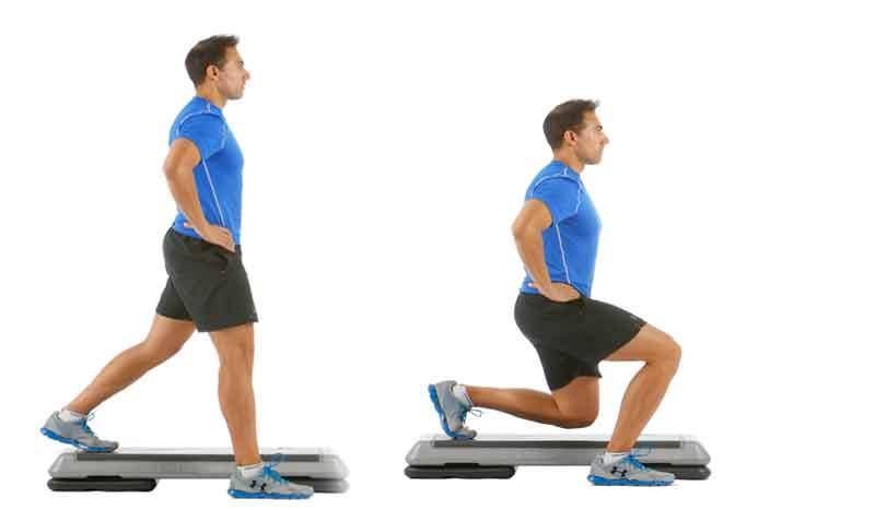 Fitness para corredores: circuito preparatorio