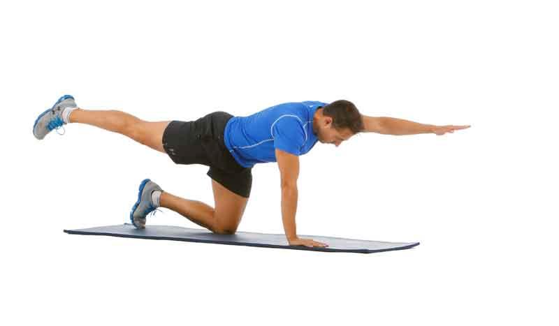 Fitness para corredores: core para comenzar