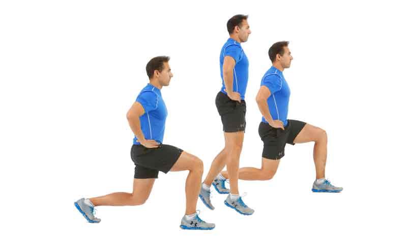 Fitness para corredores: circuito complementario