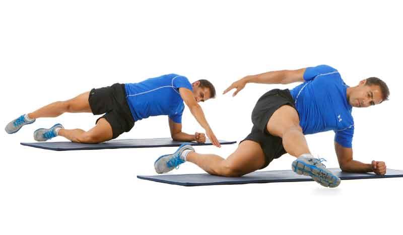 Fitness para corredores: circuito rendimiento