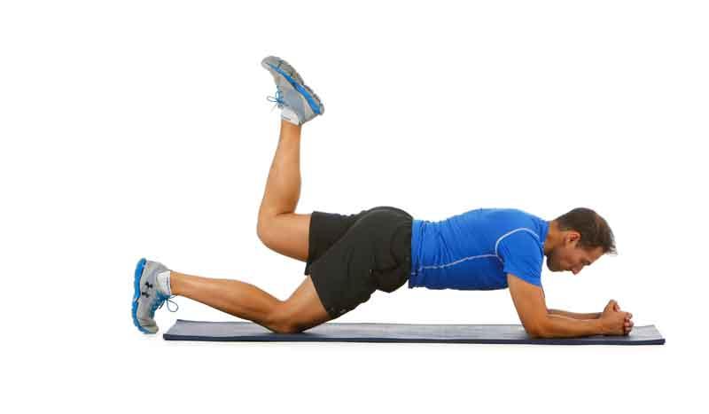 Fitness para corredores: core para mejorar
