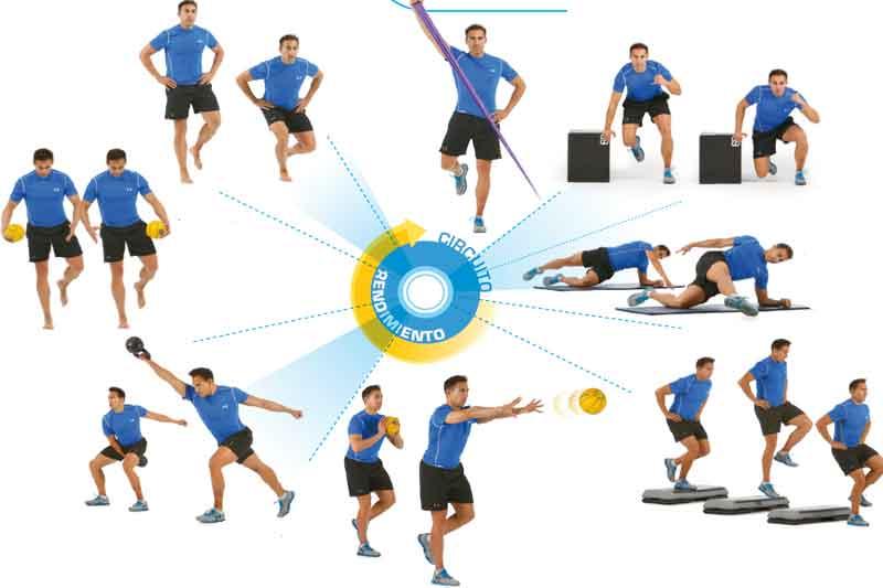 Circuitos home para runners: ponte en forma para correr