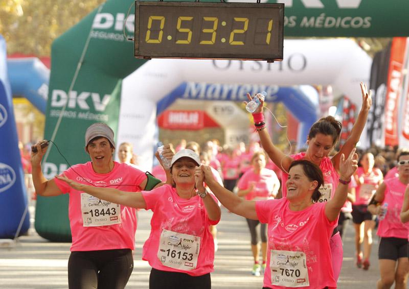 Ya hay fechas para la Carrera de la Mujer 2015