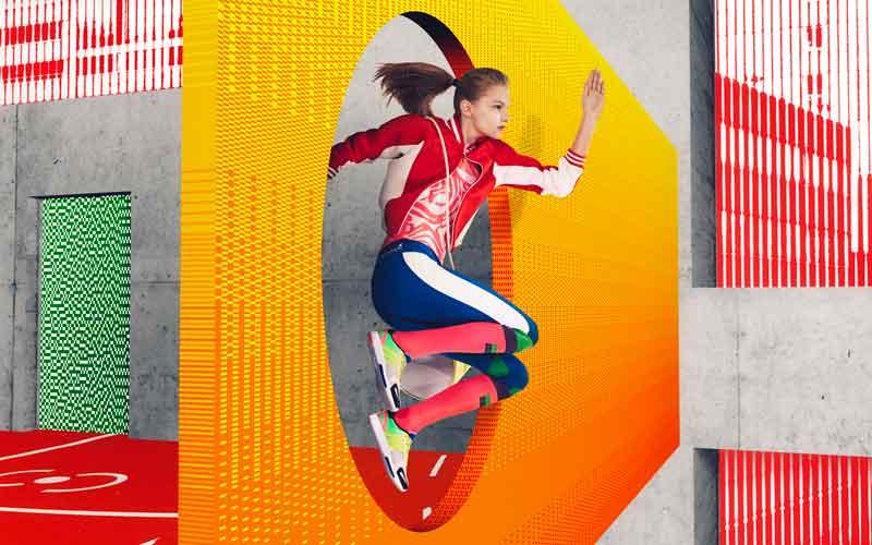 adidas StellaSport: entrenamiento a todo color