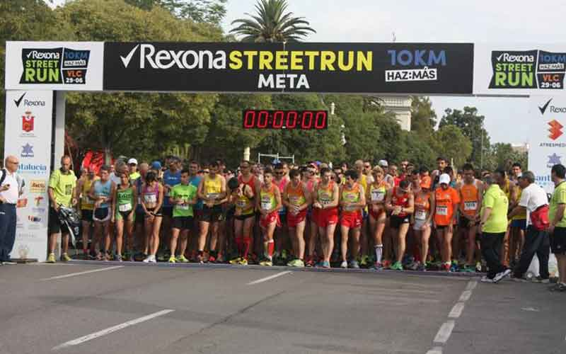 Arrancan las Rexona Street Run 2015