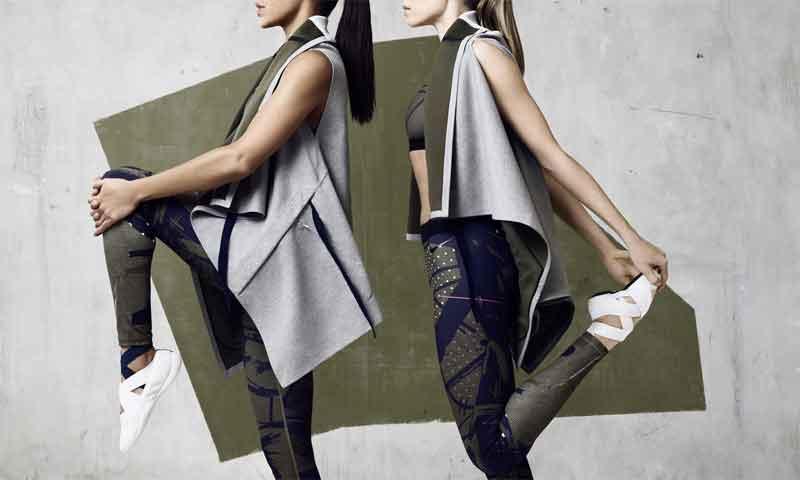Nike x JFS: el entrenamiento a capas