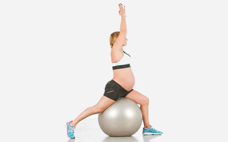 659405ec8 Deporte y embarazo  plan de entrenamiento para el tercer trimestre ...