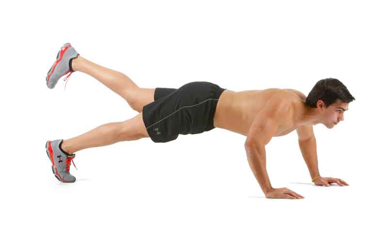 Atrévete a cambiar tus push-up