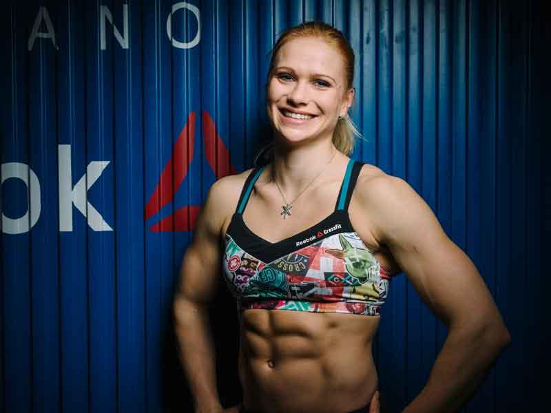 Entrevista a Annie Thorisdottir, la mujer más en forma del mundo