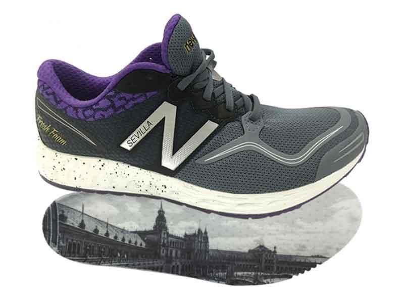 Llévate unas zapatillas New Balance edición limitada Sevilla con tu suscripción a Sport Life