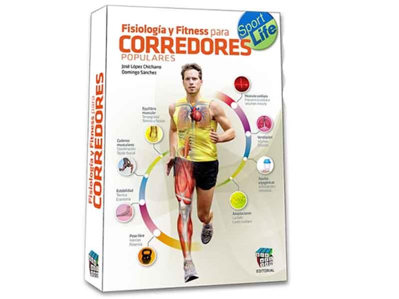 4 números de Sport Life + libro Fisiología y fitness para corredores