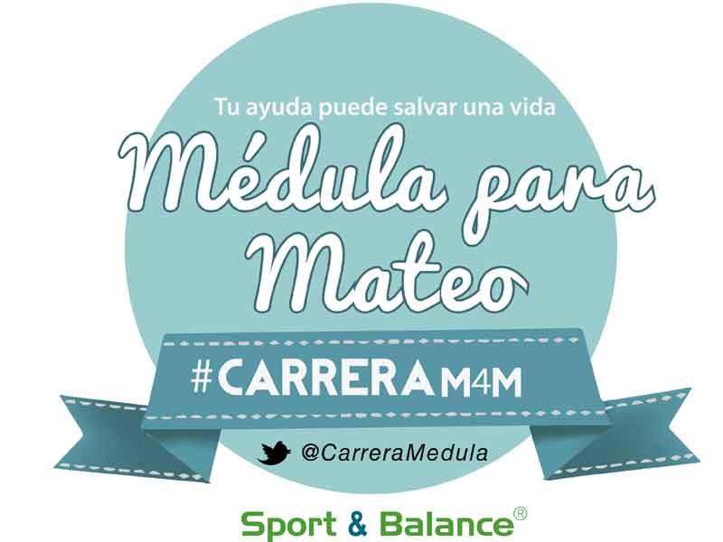 II Carrera solidaria Médula para Mateo en Madrid