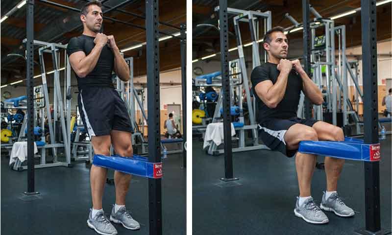 Fuerza con tirante musculador