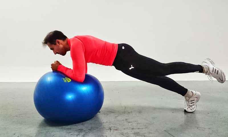 Cuatro ejercicios que mejoran tu zancada