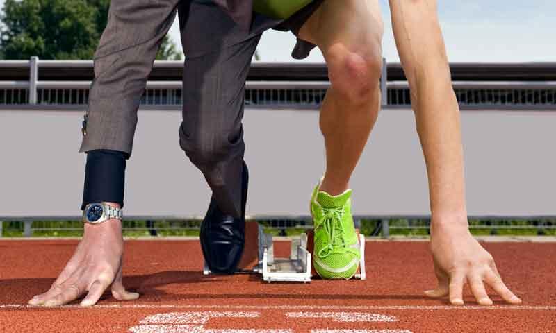 Trabajador sano, deportista sano