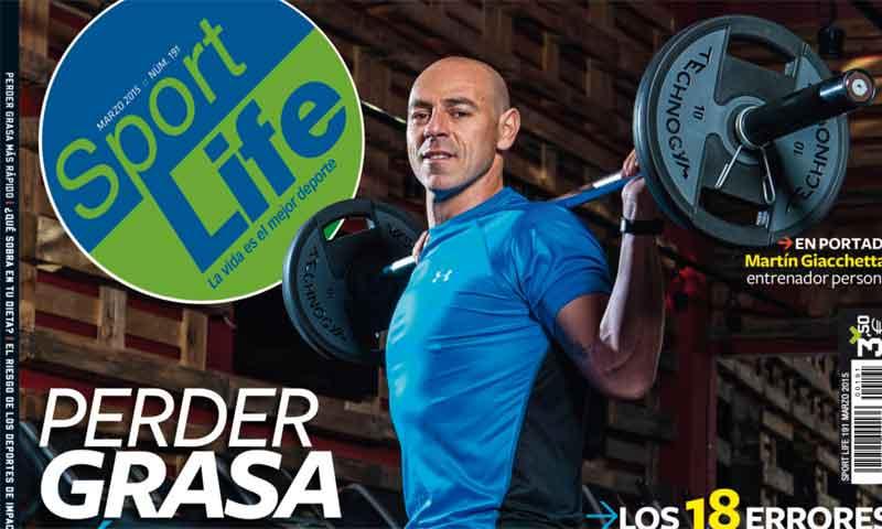Sumario Sport Life 191 marzo 2015
