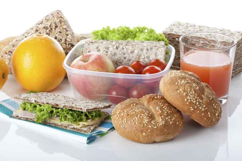 Se puede comer sano y de t per nutrici n for Taper de comida