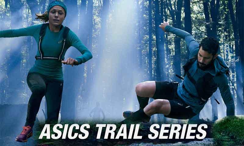 Regresan las Asics Trail Series