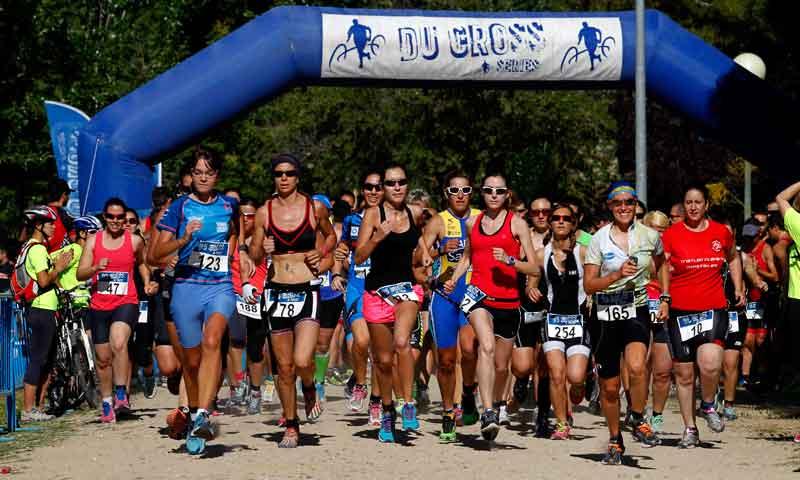 Du Cross Series se apunta a la fiesta del deporte femenino