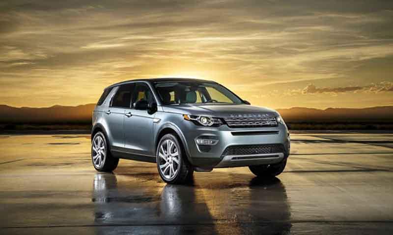 Land Rover Discovery Sport, el cómplice de tus aventuras