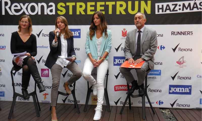 La Rexona Street Run llega a Madrid