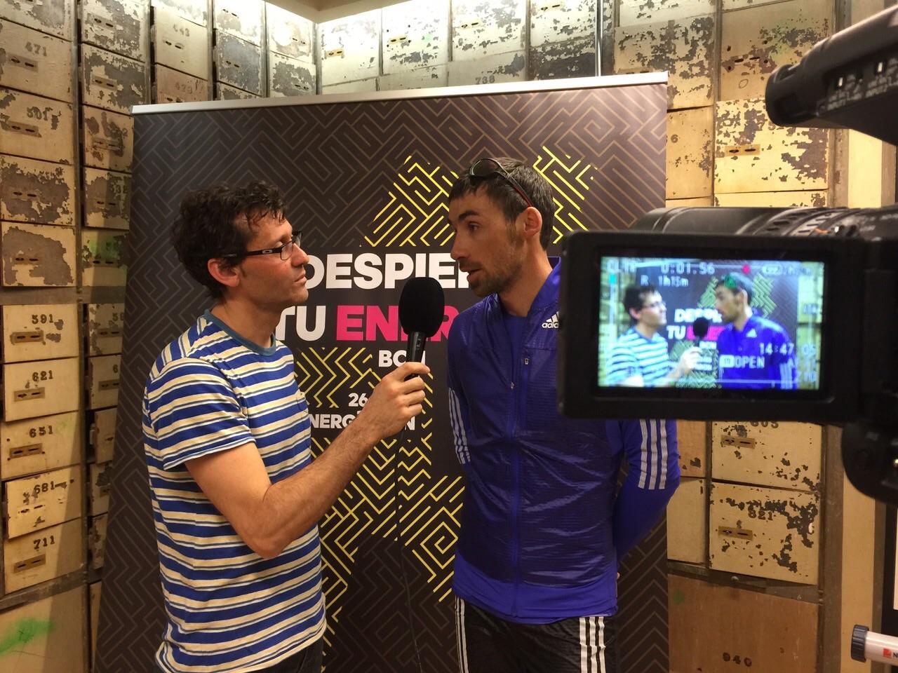 Entrevista a Luis Alberto Hernando