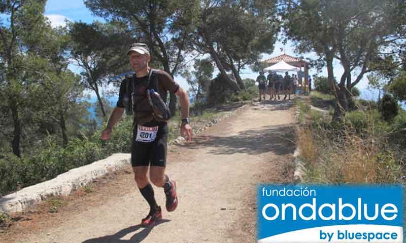La Fundación Ondablue con el Ultratrail de Barcelona 2015