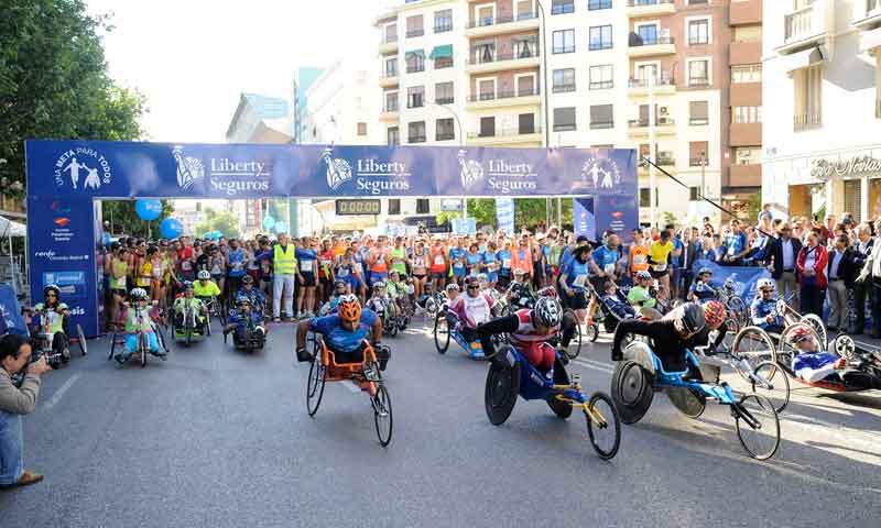 Carrera Liberty Seguros, los mejores 10 kilómetros de Madrid