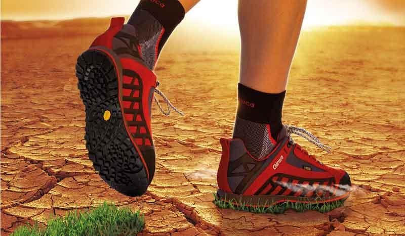 Elige el mejor calzado para tus rutas y llévate unas Chiruca
