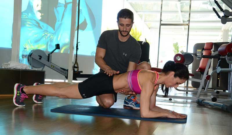 La ayuda que necesitas en tu entrenamiento de fitness