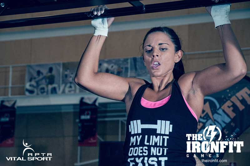 The IronFit Games, la nueva competición HIIT