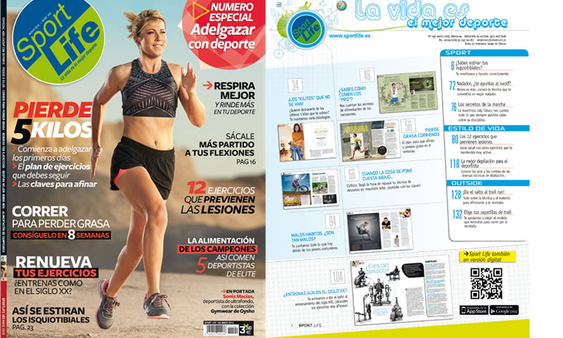 Sumario Sport Life 193 mayo 2015