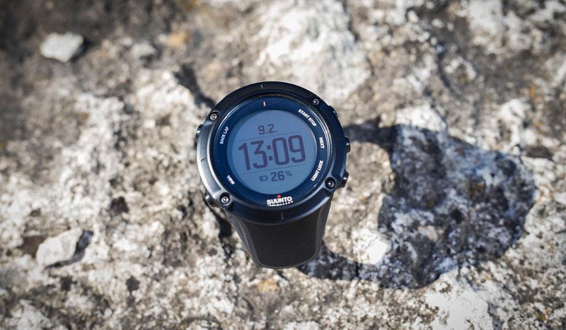 Los mejores GPS para multideportistas: Suunto Ambit3 Peak