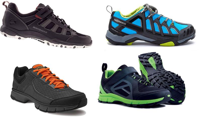 Comparativa: zapatillas mixtas para ciclismo