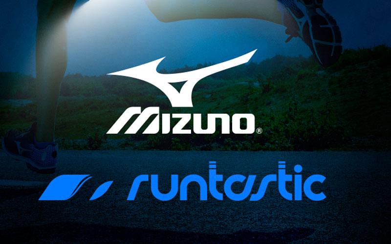 Mizuno y Runtastic se unen para ponerte en forma
