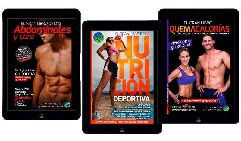 Los especiales Sport Life disponibles para tu iPad